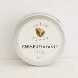 crème relaxante